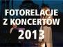 koncerty 2013