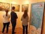 """23.03.2015 - wizyta uczniów LO im. B. Prusa na wystawie \""""Woda - źródło życia\"""""""