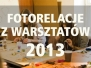 warsztaty 2013