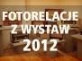 wystawy 2012