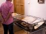 """04.08.2016 - wernisaż wystawy """"Nieznane kolekcje łowickich kolekcjonerów"""""""