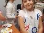 """08.11.2018 warsztaty kulinarne \""""Co na widelcu?\"""" - dekorowanie babeczek"""