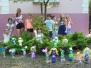 09.08.2018 - Eko aniołki z plastikowych butelek