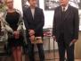 """14.09.2017 wernisaż wystawy \""""40 lat minęło\"""" - wystawa pamiątek z historii SSKOiW i fotografii Sławomira Burzyńskiego"""