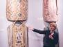 """15.03.2018 wernisaż wystawy \""""Zabytkowe szaty liturgiczne Skierniewic\"""""""