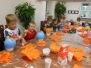 19.10.2017 warsztaty w Akademii Małego Twórcy - Straszny lampion Halloweenowy