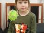20.04.2018 warsztaty Wiosenne drzewko - Akademia Małego Twórcy