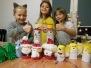 21.11.2018 warsztaty Zabawki świąteczne - Akademia Małego Twórcy