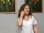 """29.08.2019 wernisaż wystawy malarstwa Anny Lipińskiej-Brody \""""Kogel-mogel z kwiatkiem\"""""""